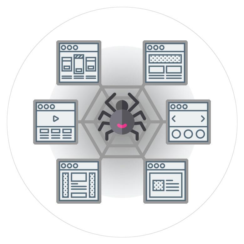 웹페이지 정보를 수집하는 크롤러(crawler)