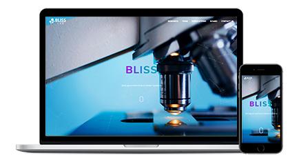 연세대학교 BLISS Lab 홈페이지 제작