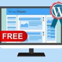 무료 워드프레스 웹사이트 생성 방법